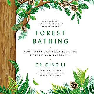 Forest Bathing audiobook cover art