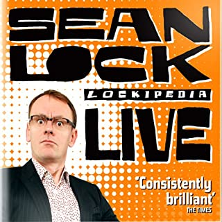 Sean Lock Live Lockipedia cover art
