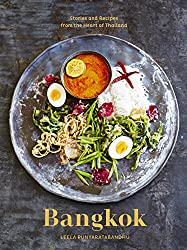 Bangkok Thai Cookbook book cover