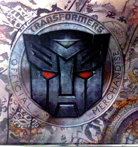 Transformers Film: Offizielle Merchandise-Armbanduhr.