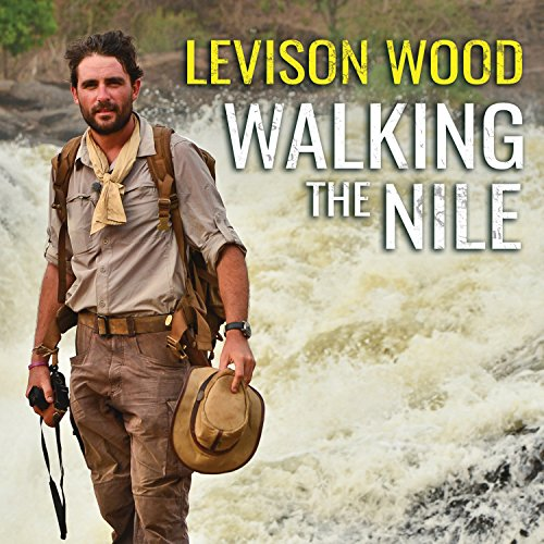 Walking the Nile audiobook cover art