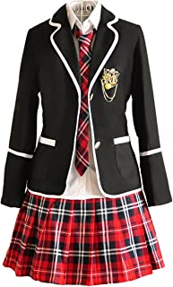 korean high school uniform