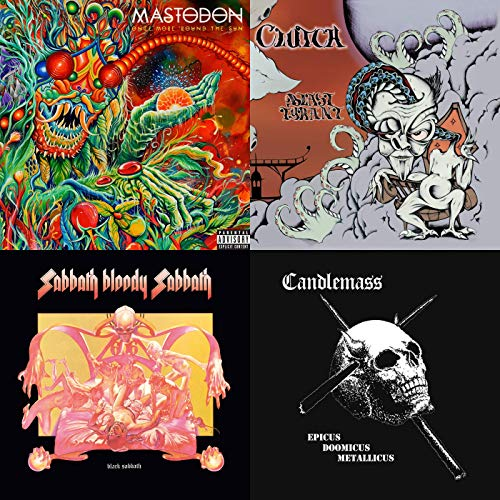 Doom, Sludge & Stoner Metal-Mix