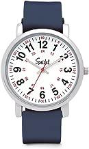 Speidel Original Scrub Watch - Medical Scrub Colors, Easy Read Dial, Second Hand, Water Resistant