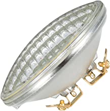 Haian PAR36 LED Landscape Bulb,6W 700LM 35W Halogen Equivalent,3000K Warm White,12V AC/DC,Water Resistant,PAR36 LED Bulb for Landscape Lighting,Off-Road Vehicles,RV Vehicles,Tractor (1 Pack)