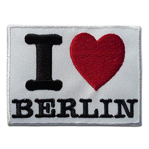 Parches - I Love Berlin - blanco - 7