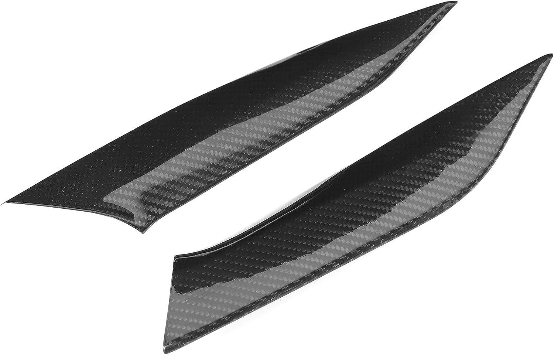Gear Shift Knob Console Panel Trim Fiber Carbon Choice Cover Ge Max 77% OFF