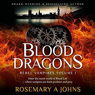 Blood Dragons cover art