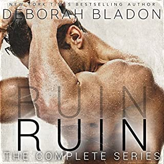RUIN - The Complete Series cover art