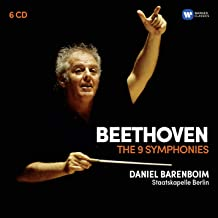 Beethoven The 9 Symphonies 6Cd