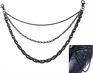 Best black jeans with chains Reviews