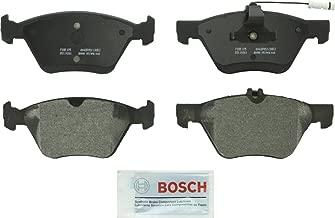 Bosch BP853 QuietCast Premium Semi-Metallic Disc Brake Pad Set For Chrysler: 2004-08 Crossfire; Mercedes-Benz: 1998-99 E300, 1996-03 E320, 2007-09 E350, 1998-02 E430, 2001-04 SLK320; Front