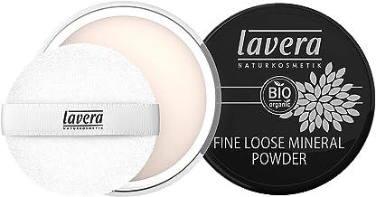 lavera Puder Fine Loose Mineral Powder ∙ Transparentes Ges