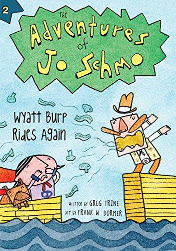 Image of Wyatt Burp Rides Again (2) (The Adventures of Jo Schmo)
