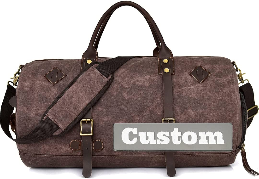 INKXFEI Personalized Name Extra Large New Free Shipping 1 year warranty Bag Duffel Nylon Duffle fo