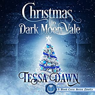 Christmas in Dark Moon Vale audiobook cover art
