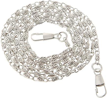 Amazon.es: cadena para bolso - Plateado