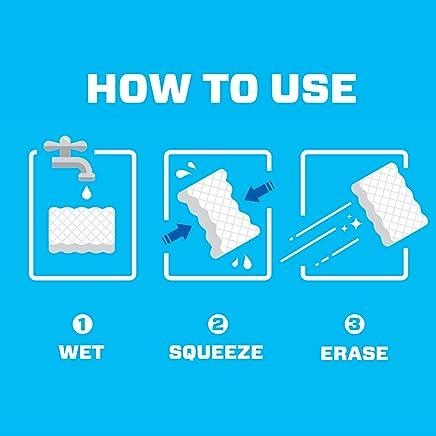 Mr. Clean 魔力橡皮擦,超耐用,厨房,沐浴,11 个清洁垫