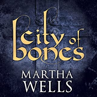 City of Bones                   By:                                                                                                                                 Martha Wells                               Narrated by:                                                                                                                                 Kyle McCarley                      Length: 16 hrs and 23 mins     76 ratings     Overall 4.2