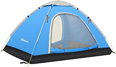 Best Ubon 2-3 Person Pop up Tent Instant Tent Lightweight Backpacking Tent Camping Review