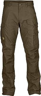 fjallraven size chart trousers