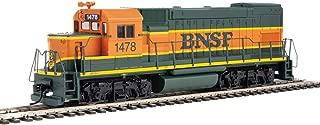 Walthers Trainline HO Scale Model EMD GP15-1 - Standard DC - BNSF Railway (Green, Orange, Yellow)