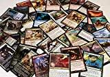 Desconocido 100 Magic The Gathering Assorted Rares (70) and mythicals (30) - Card Lot
