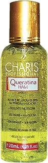 Tratamento de Reconstrução Queratina Hair 120 ml, Charis Professional