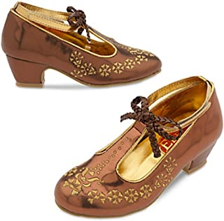 Disney Store Elena of Avalor Costume Shoes for Kids ~ Size 9/10