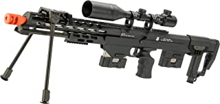 Evike 6mmProShop Spring Realistic Cycling Action Full Metal DSR-1 Advanced Bullpup Airsoft Sniper Rifle