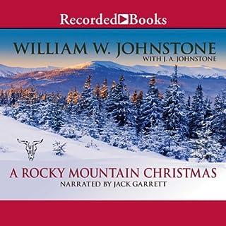 A Rocky Mountain Christmas audiobook cover art