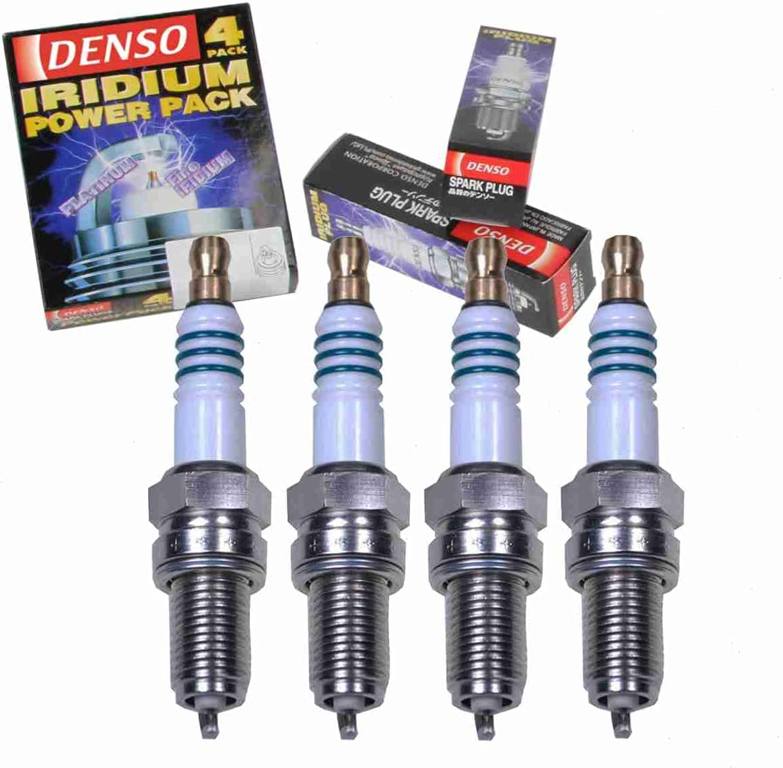 4 pc DENSO 内祝い Iridium Power Spark 1. 500 compatible Fiat Plugs 正規販売店 with