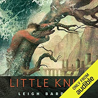 Little Knife audiobook cover art