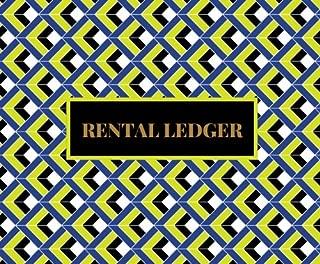 rent ledger book