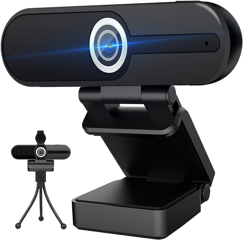 adwaita 4K Webcam with Microphone