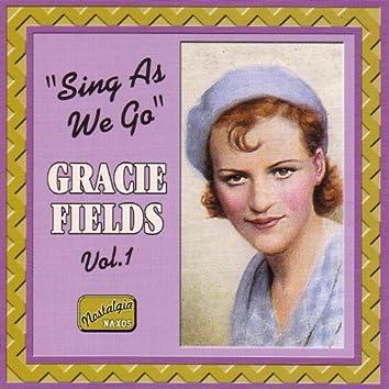 Fields, Gracie: Sing As We Go (1930-1940)