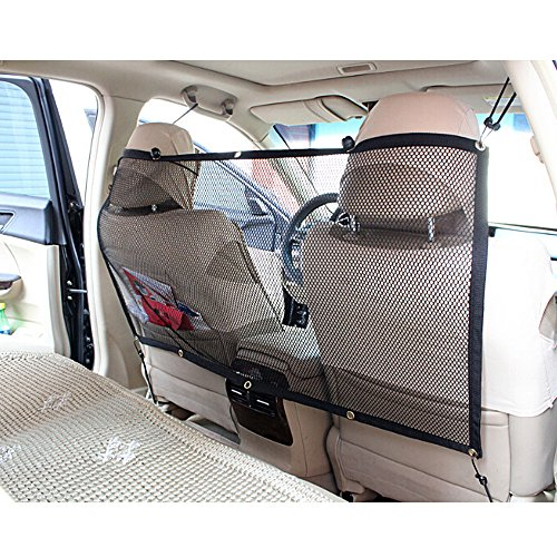 XtremeAuto/® Grille de Protection pour Chien enti/èrement r/églable pour Coffre de Voiture