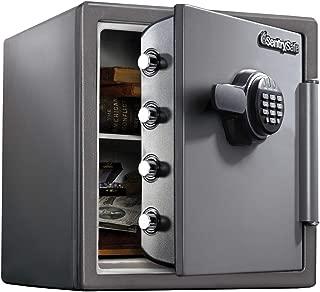 SentrySafe SF123ES Fireproof Safe with Digital Keypad 1.23 Cubic Feet