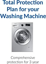 ONE ASSIST Live Uninterrupted 3 Years Total Appliance Protection Plan for Washing Machine from 12, 001 to 18, 000 Email Delivery- No Physical Kit