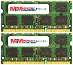 MemoryMasters MACMEMORY 6GB Kit (4GB + 2GB Modules) PC2-6300 800MHz DDR2 SODIMM for Dell Compatible iMac 24