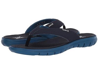 Hurley Flex 2.0 Sandal (Obsidian) Men