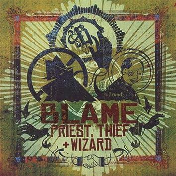 Priest, Thief & Wizard