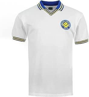leeds united retro football shirts