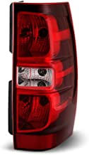 ACANII - For 2007-2014 Chevy Suburban 1500 2500 Tahoe Rear Replacement Tail Light - Passenger Side Only
