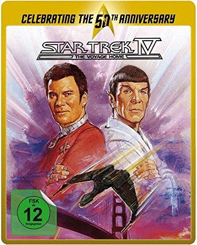 Star Trek IV - Zurück in die Gegenwart (Steelbook) [Blu-ray]