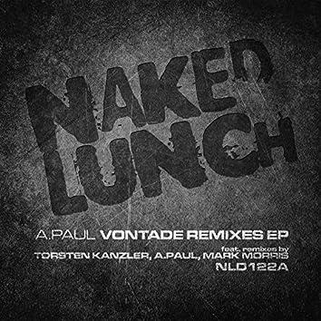 Vontade Remixes EP
