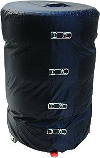 AnXin 3.00-4 Pneu et Chambre /à air pour Razor Pocket Rocket Razor E300 et E325 Moto Utilitaire Chariot /à Main