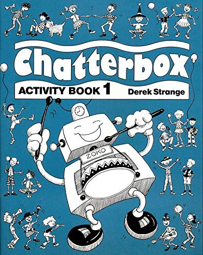 Chatterbox, Pt.1 : Activity Book