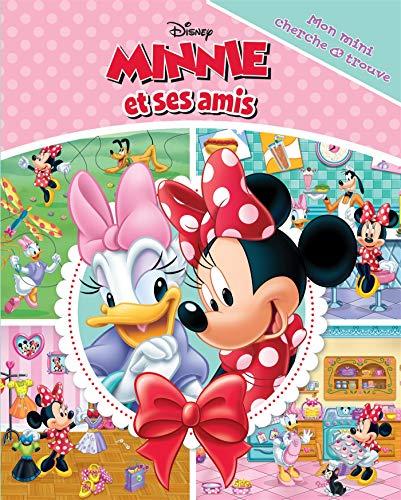 Minnie et ses amis: Mon mini cherche et trouve