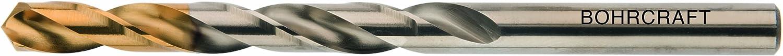 Bohrcraft Spiralbohrer DIN 338 HSS-G HSS-G HSS-G TiN-Point Typ N-TP Profi Plus, 8,4 mm in BC-QuadroPack, 5 Stück, 11240300840 B00ELDODN2 | Qualitativ Hochwertiges Produkt  58d379